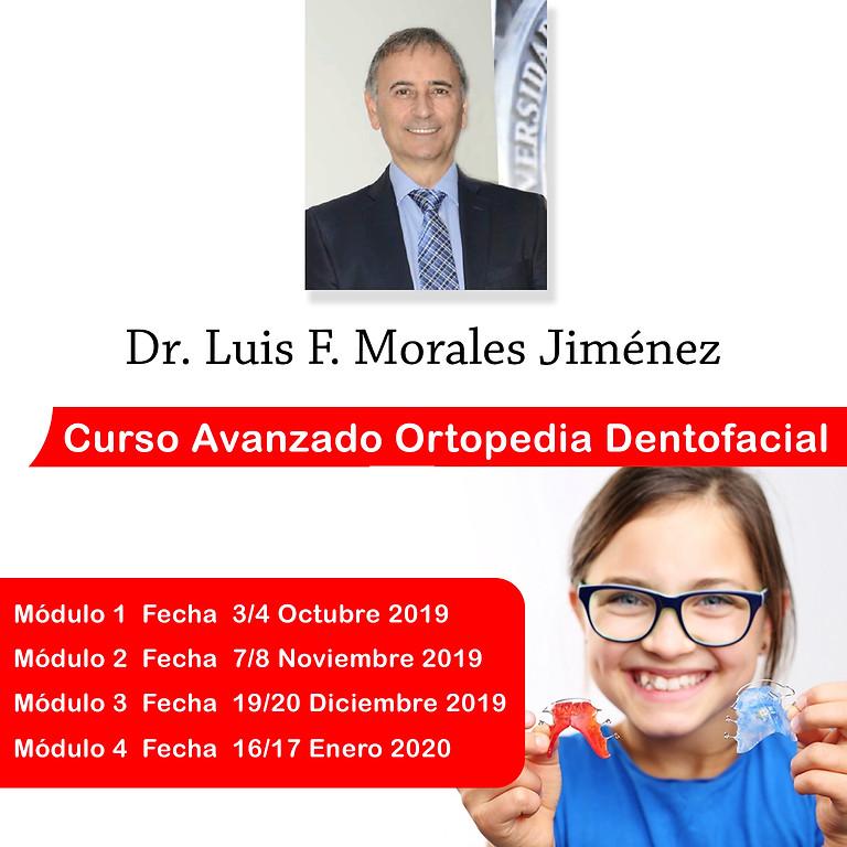 Curso Avanzado de Ortopedia dentofacial