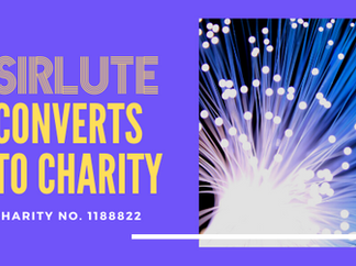 SIRLUTE: Converts To Charity