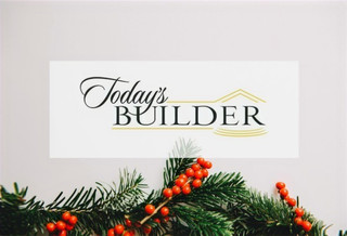 Today's Builder TV Show - 4th Quarter Year Ending Update!