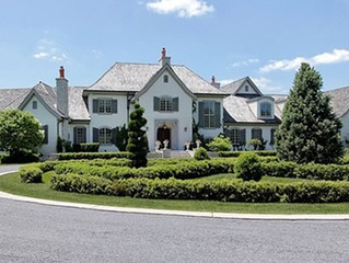 Filming Lowell Custom Homes in June