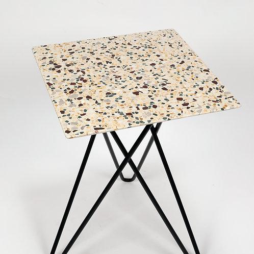 Squared Terrazzo Coffee Table