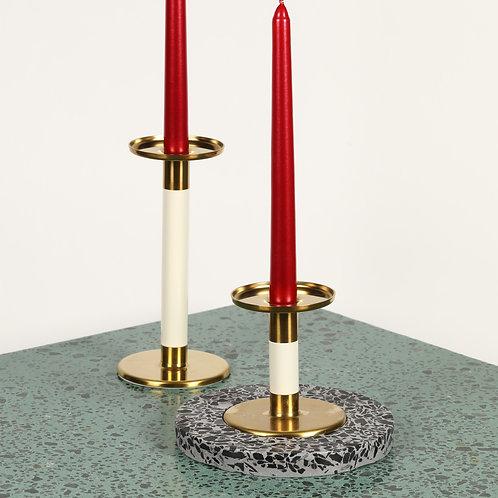 Terrazzo Candle Holder