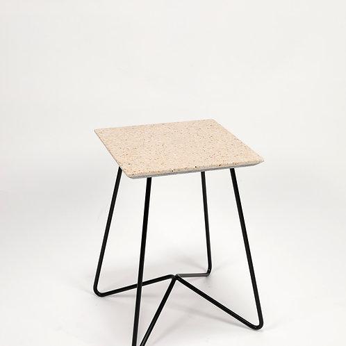 Terrazzo Coffee Table 30x30-006