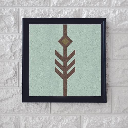 Cement Symbol Tile