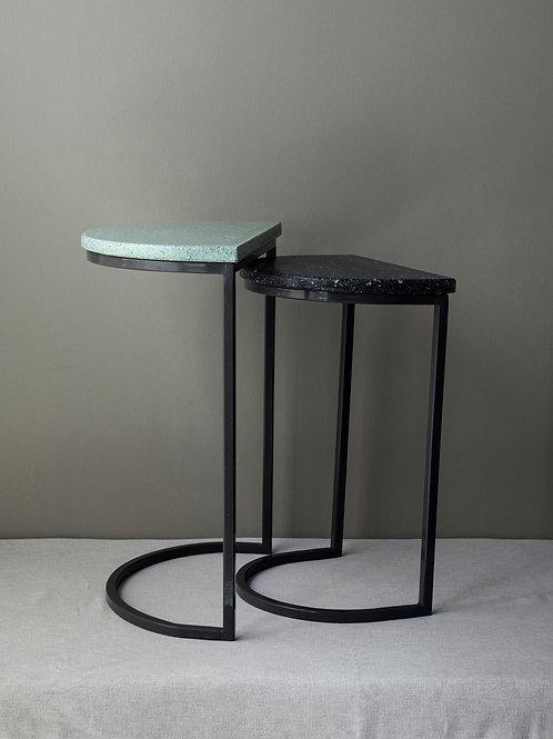 Semi Circle Coffee Table