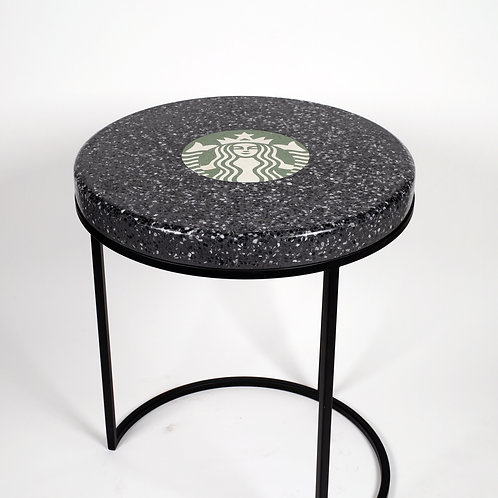 Starbucks Terrazzo Coffee Table