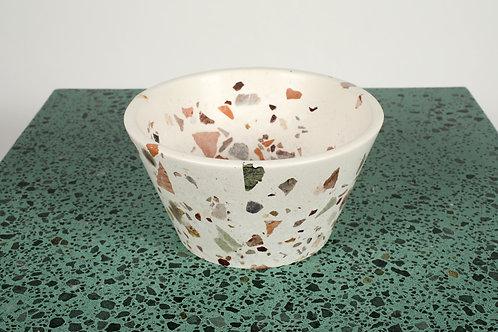 Multi Color Terrazzo Bowl