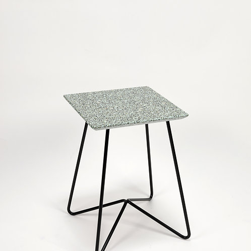 Terrazzo Coffee Table 30x30-001