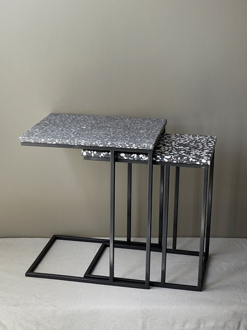 Double Square Coffee Table