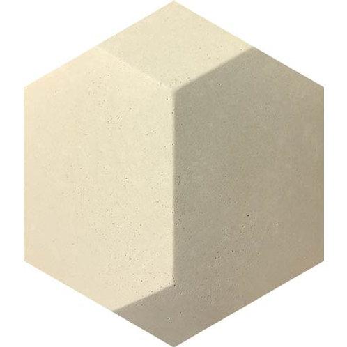 3D Dune Cement Tile