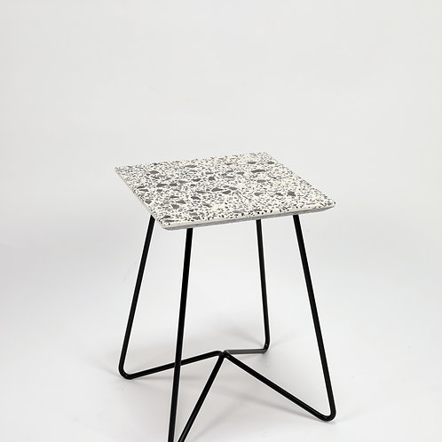 Terrazzo Coffee Table 30x30-002