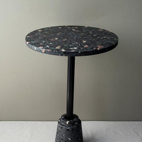 Conic Multi Color Dark Coffee Table