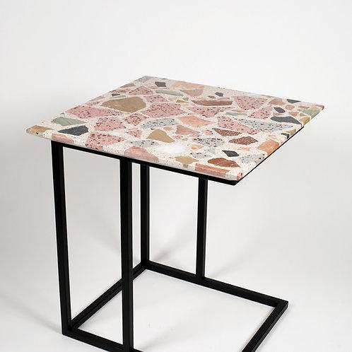 Terrazzo Coffee Table 50x50-001