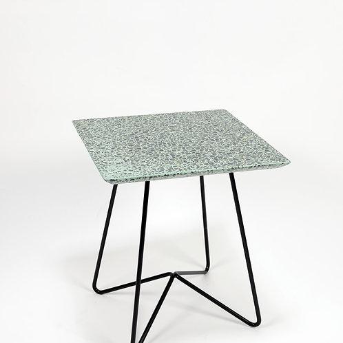 Terrazzo Coffee Table 40x40-008
