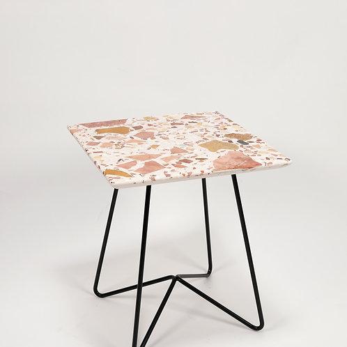 Colorful Terrazzo Coffee Table