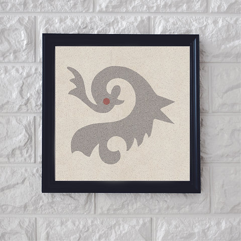 Phoenix Symbol Tile