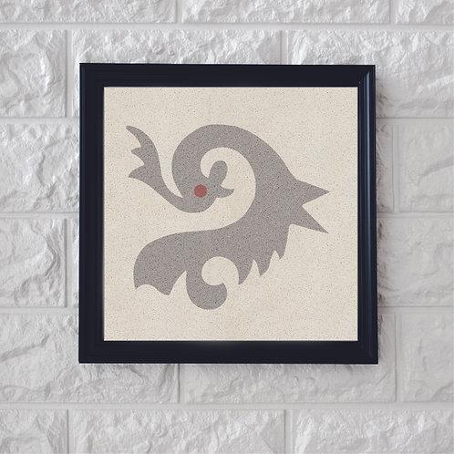 Dragon Symbol Tile