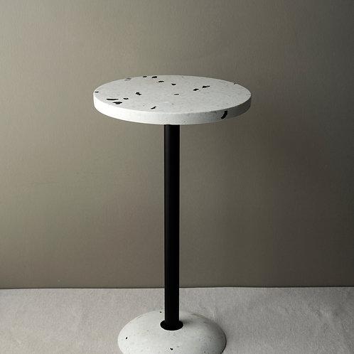 White & Black Coffee Table