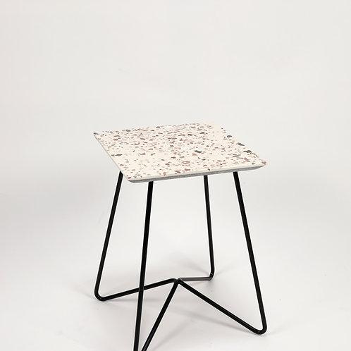Terrazzo Coffee Table 30x30-003