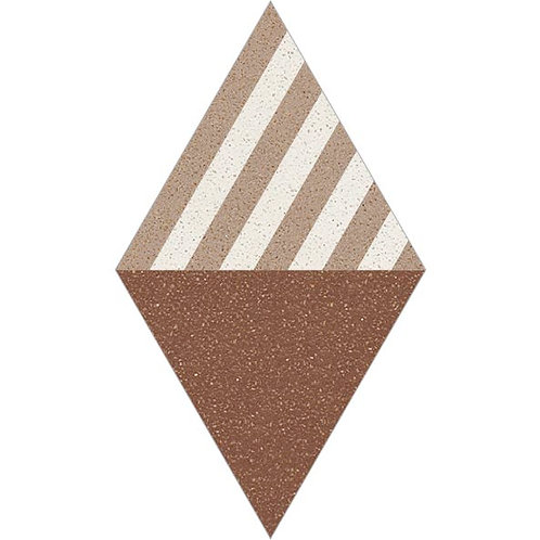 Rhombus Cement Tile 30-02