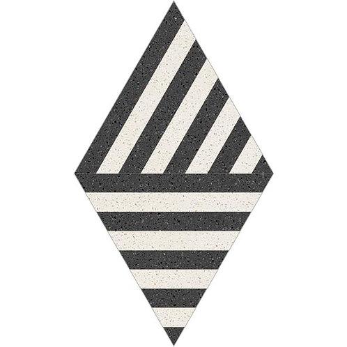 Rhombus Cement Tile 30-01