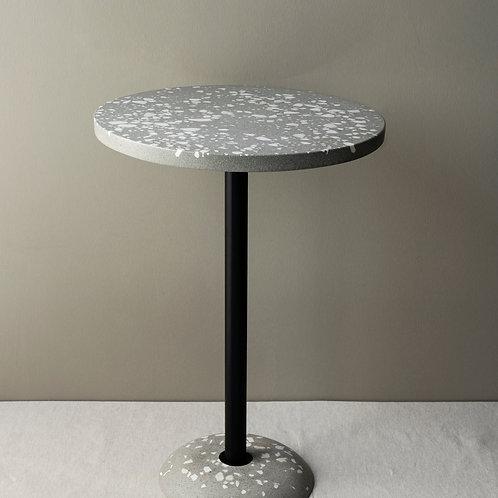 White & Gray Coffee Table