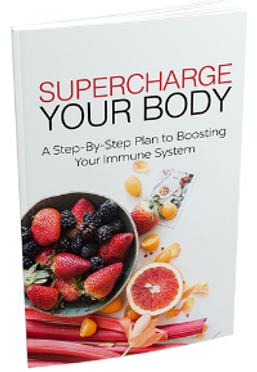 SuperCharge Your Body- Free Ebook download compliments of BioMat Canada. Download the free ebook here and start boosting your immune system today.