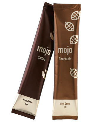 MOJO COFFEE AND HOT CHOCOLATE STICK PACK