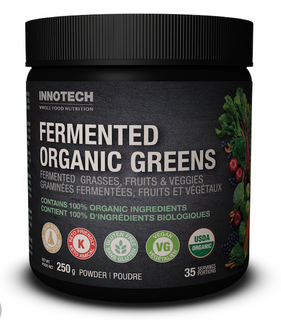 FERMENTED ORGANIC GREENS