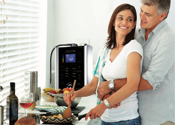 Next Generation Technology RICHWAY ALKAL-LIFE 7000sL PH CALIBRATION SYSTEM & WATER IONIZER