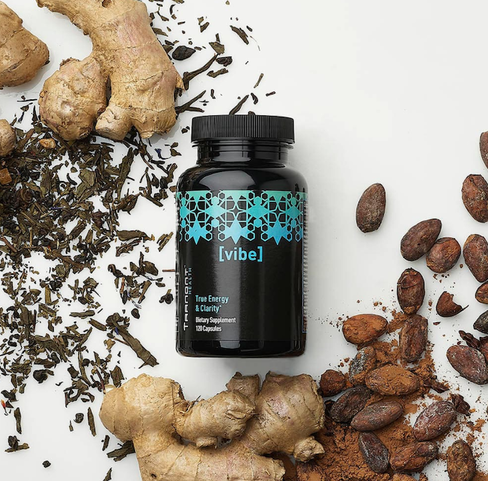 VIBE MENTAL CLARITY AND ENERGY ENZYME BLEND