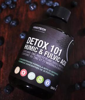 DETOX 10- HUMIC AND FULVIC ACID