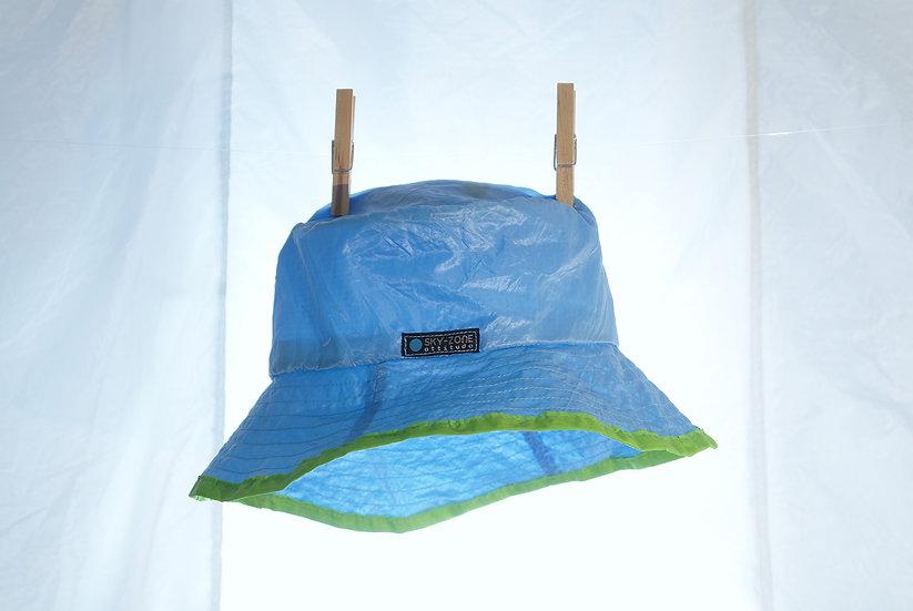 Le Chapô - bleu vert - S