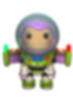Buzzlightyear Zurg Little big Planet Fran todaro Video games Toystory