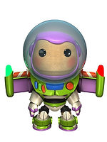 Buzzlightyear Zurg Little big Planet Fran todaro Video games Toystory
