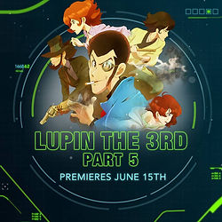 Lupin The 3rd: Part 5