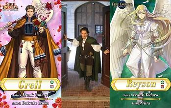 Greil Reyson Fire Emblem Heros