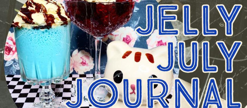 Jelly July Journal - Thank Gelatin It's Friday