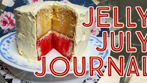 Jelly July Journal - Wrapping Up and Winding Down