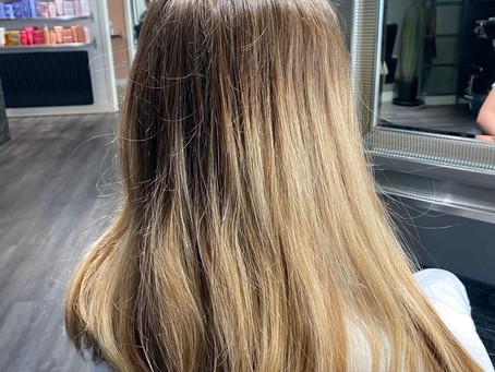 Blogginlägg av Hair By Angels. Nr 12.