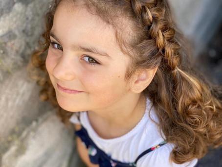 Blogginlägg av Hair By Angels. Nr 6.