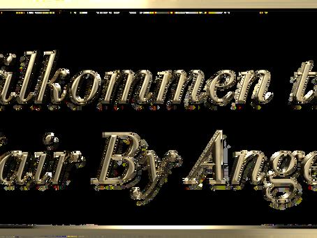 Blogginlägg av Hair By Angels. Nr 2