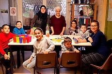 Accompagnement parental  Maison des solidarités Mandela