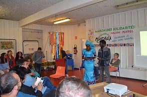 AG  Maison des solidarités Mandela