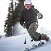 amputee ski