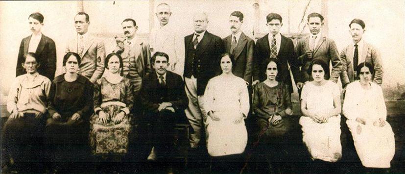 Pioneiros do Espiritismo 1922