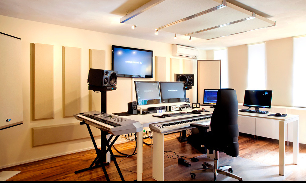 How to treat your recording room