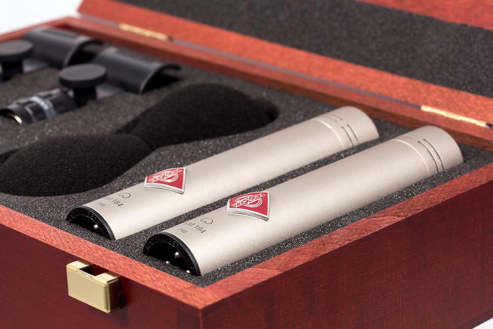 Neumann SKM-184 Small Diaphragm pencil condenser microphones