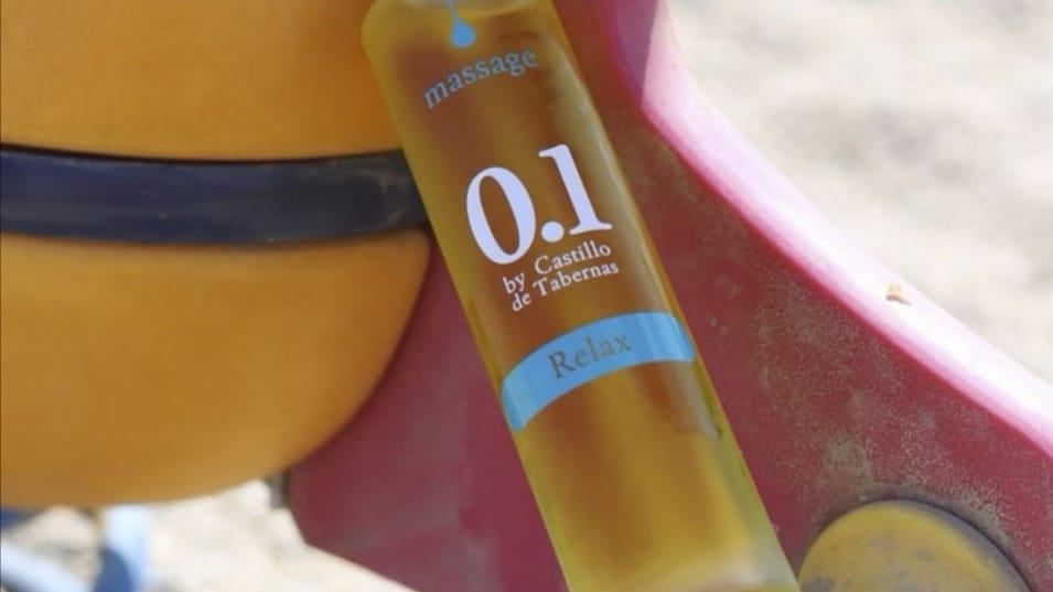 0.1 Massage Oil Relax 100 ml