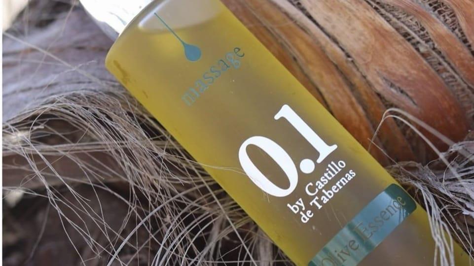 0.1 Massage Olive essence 100 ml